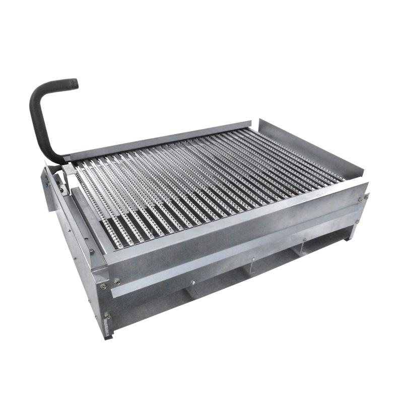 Raypak model 405 Burner Tray w/Burners