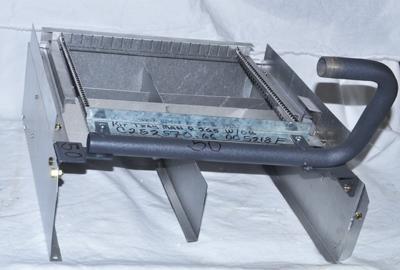 Raypak model 265 Burner Tray w/o Burner (Sea Level)*
