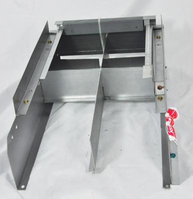 Raypak model 185 Burner Tray w/o Manifold w/o burners