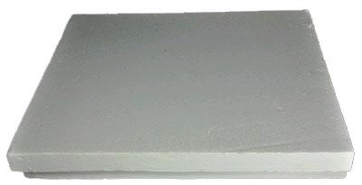 Raypak model 265 Refractory Uncommon (Front & Rear)