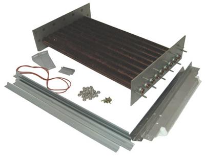 Raypak model 405 Polymer Tube Bundle