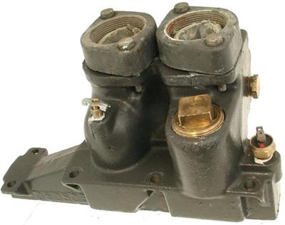 Raypak Inlet/Outlet Header ASME Cl