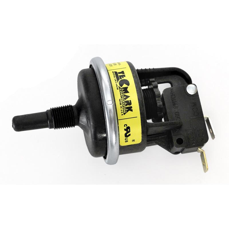 Raypak Pressure Switch w/ Capron Headers