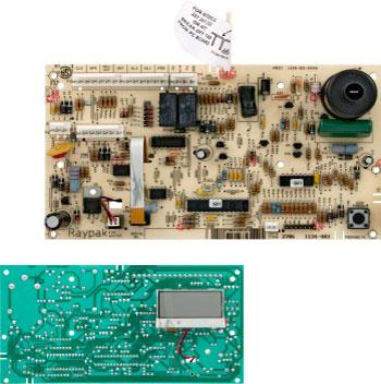 PC Controller - Digital Control Board w/ Temp Display