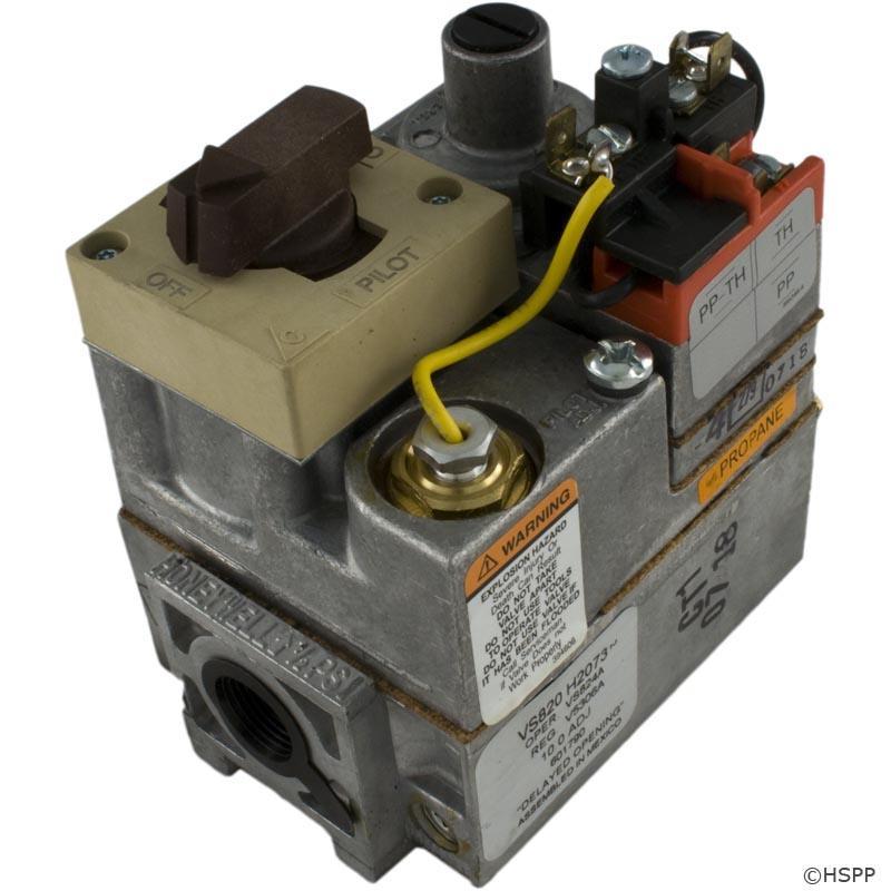 Gas Valve Mv Pro 130 Kit Lp 011589f